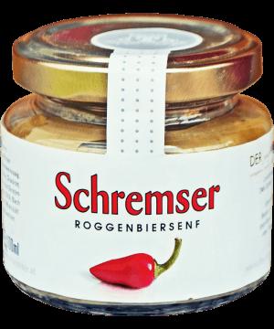 Schremser Roggen Biersenf
