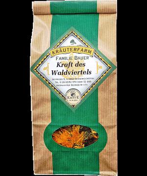 Kraft des Waldviertels Tee