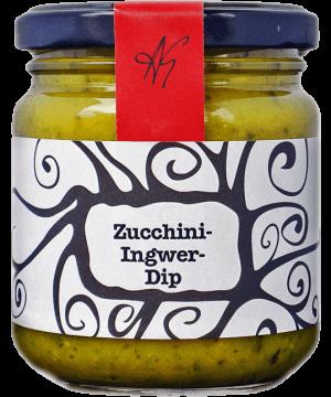 Zucchini Ingwer Dip