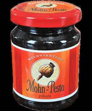 Mohn Pesto