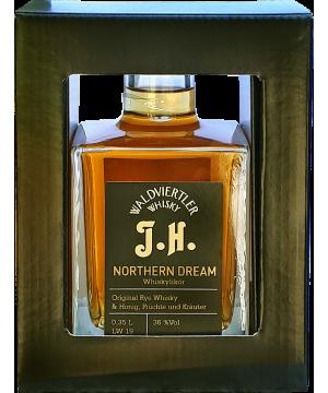 Northern Dream Roggenwhiskylikör 0,20L