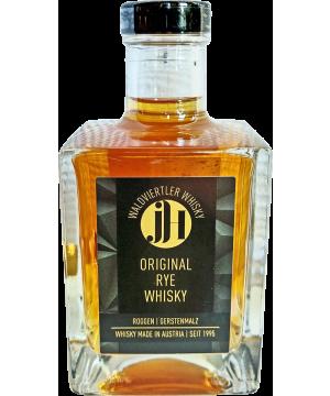 Original Rye Whisky J.H. 0,50L