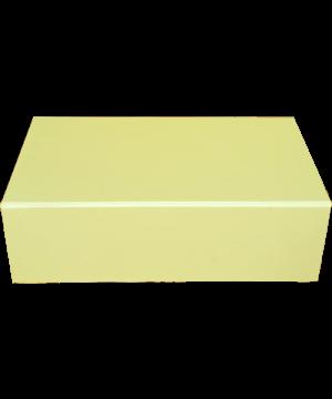 Faltkarton mit Magnetverschluss creme (26x16x8 cm)