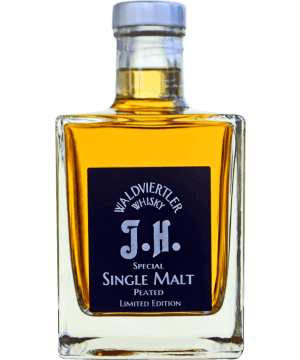 Dark Single Malt Peated J.H. 0,50 l