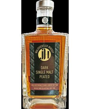Dark Single Malt Peated J.H. 0,70 l