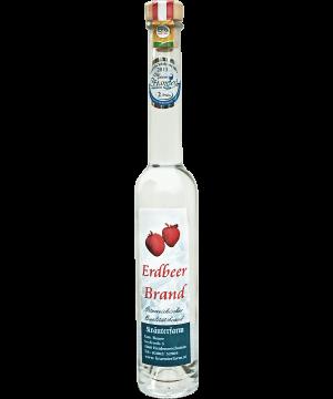 Erdbeer Edelbrand 0,20L