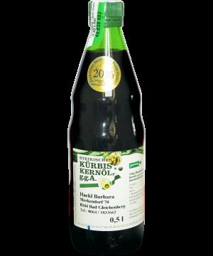 Kürbiskernöl Steirisches 500ml