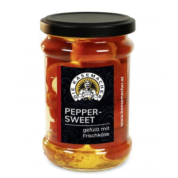 Peppersweet mit Frischkäse