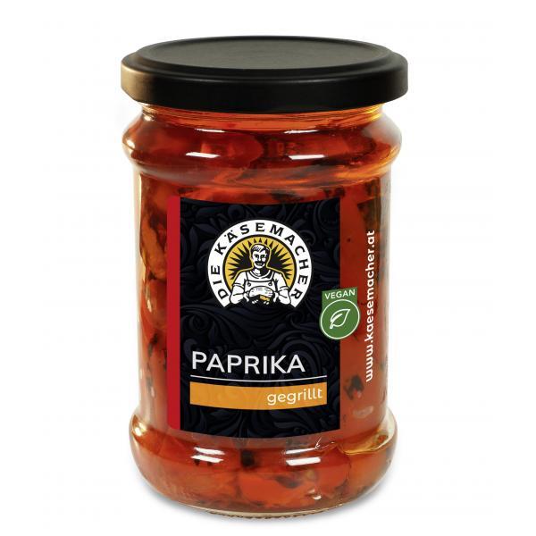 Paprika gegrillt