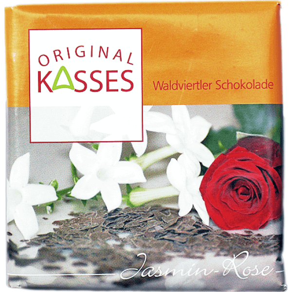 Jasmin-Rose Schokolade