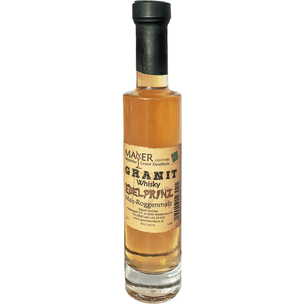 Mais-Roggenmalz Whisky 0,20 l