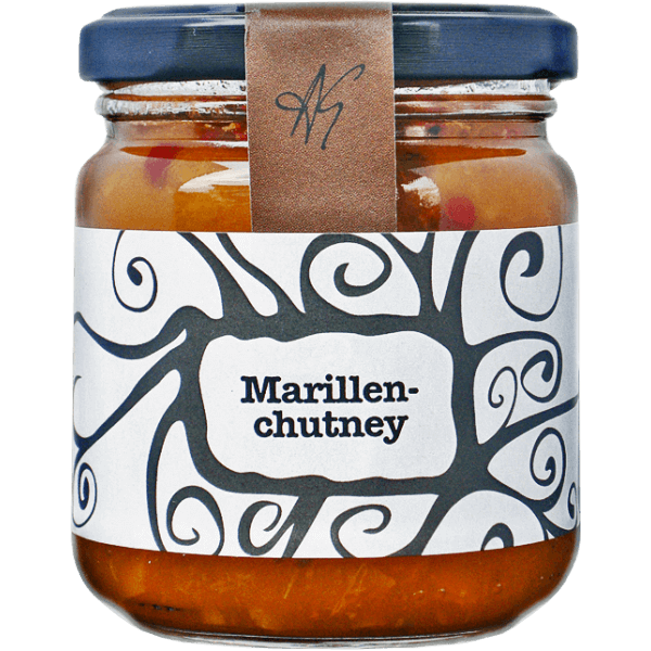 Marillenchutney Pfeffer