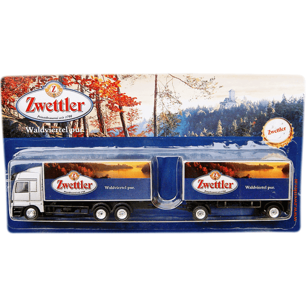 Zwettler Bier Truck