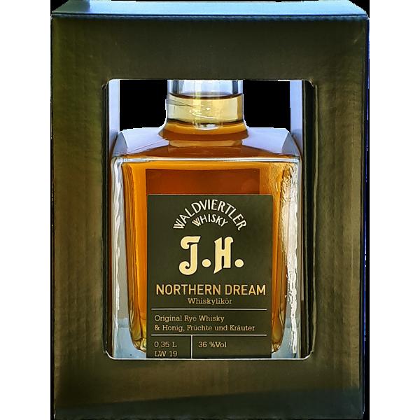 Northern Dream Roggenwhiskylikör 0,35L
