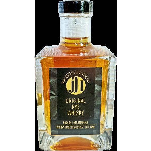 Rye Whisky J.H. 0,35 l