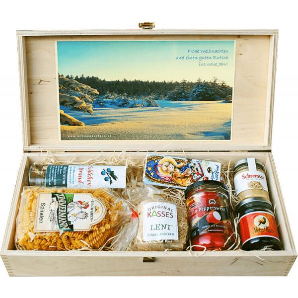 Waldviertel-Box Pikante Weihnachten