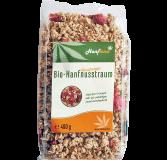 Knuspriger BIO Hanfnusstraum