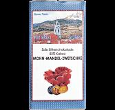 Mohn-Mandel-Zwetschkenschokolade