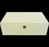 Geschenkkassette Holz (25,5x15x8 cm)