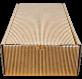 Geschenkkarton_2er braun (38x18x8,5 cm)