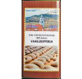 Weihnachtsschokolade Vanillekipferl
